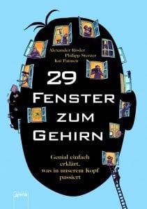 Sterzer Philipp/Rösler Alexander - 29 Fenster zum Gehirn