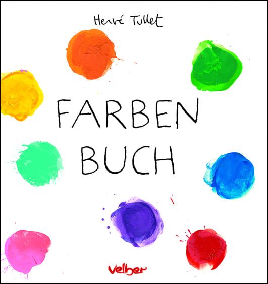 Tullet, Hervé – Farben Buch
