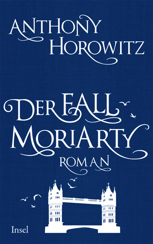 Horowitz, Anthony – Der Fall Moriarty