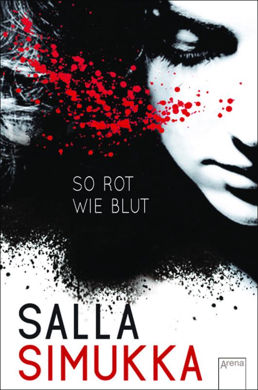 Simukka, Salla – So rot wie Blut