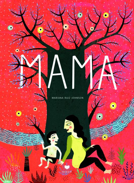Ruiz Johnson, Mariana – Mama