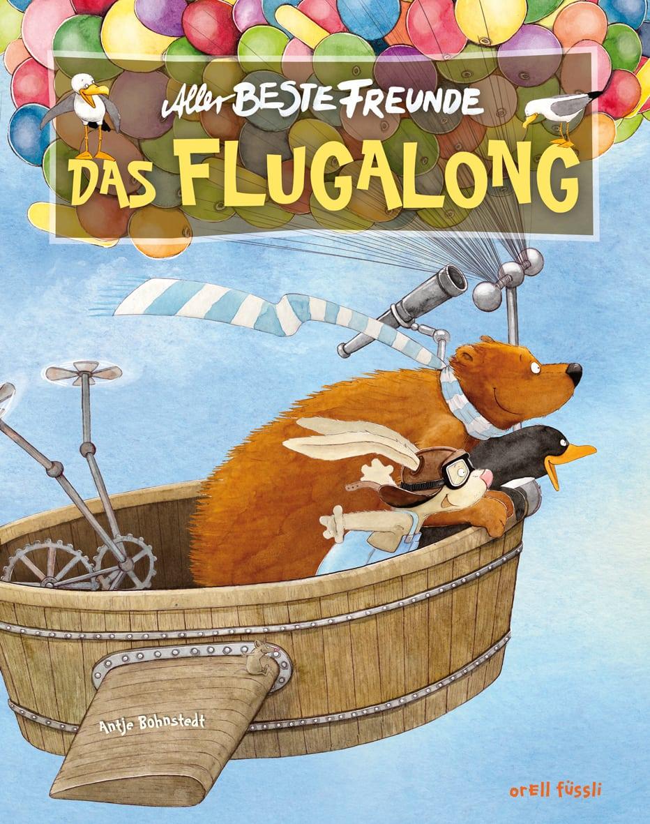 Bohnstedt, Antje – Allerbeste Freunde – Das Flugalong