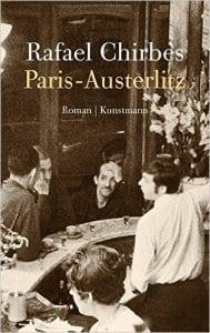 Cover Paris-Austerlitz von Rafael Chirbes