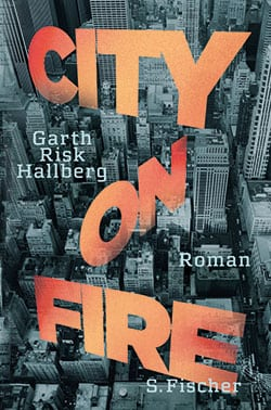 Hallberg, Garth – City on fire