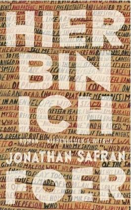 Foer, Jonathan Safran – Hier bin ich