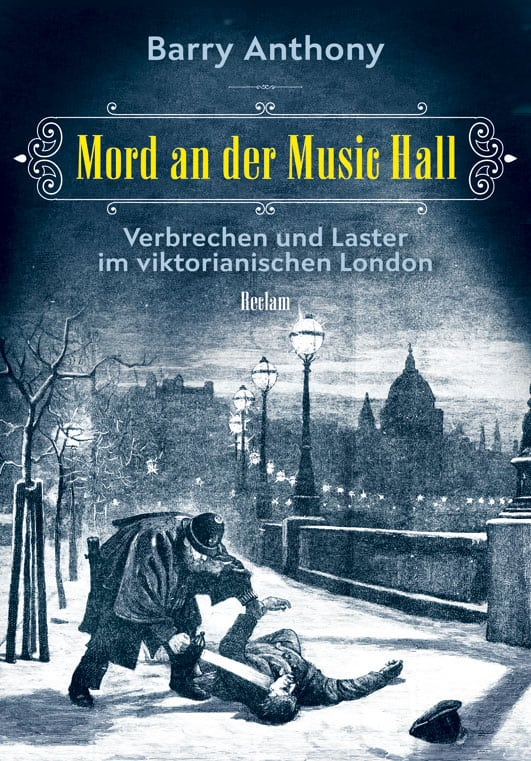 Anthony, Barry – Mord an der Music Hall