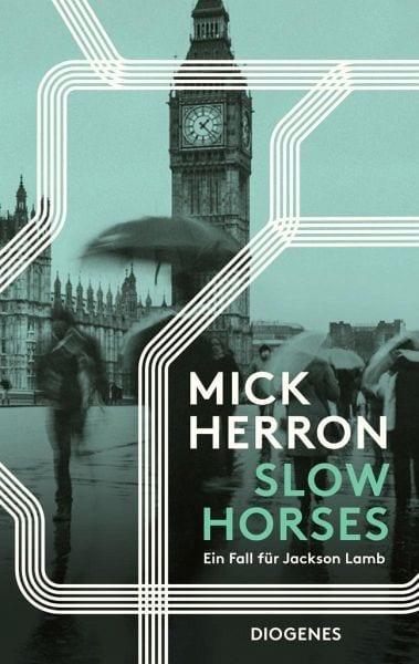 Herron, Mick – Slow Horses