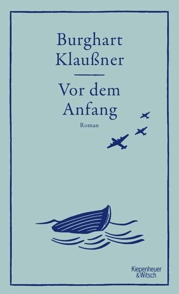 Klaußner, Burghart – Vor dem Anfang