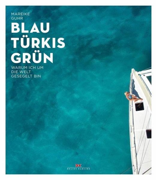 Guhr, Mareike – Blau Türkis Grün