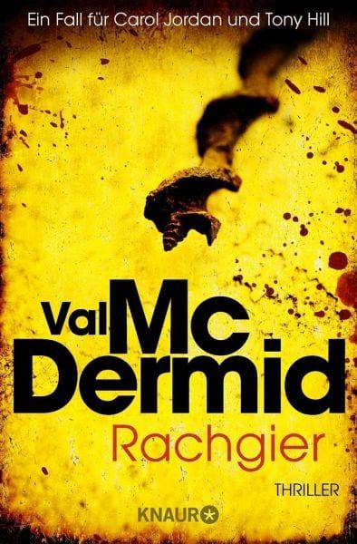 McDermid, Val – Rachgier