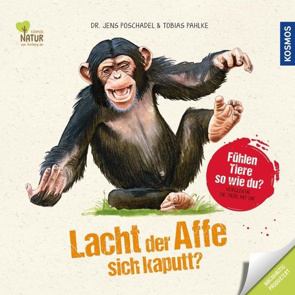 Poschadel, Jens/ Pahlke, Tobias – Lacht der Affe sich kaputt?