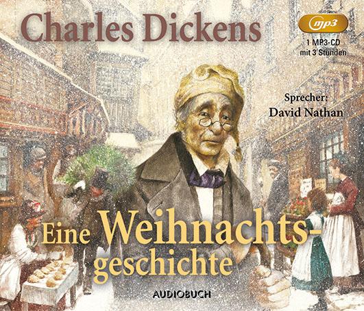 Dickens .Charles – Eine Weihnachtsgeschichte