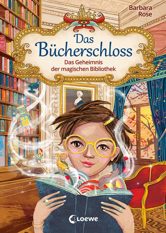 Rose, Barbara – Das Bücherschloss