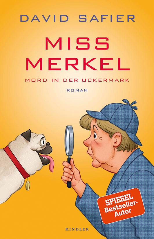 Safier, David – Miss Merkel