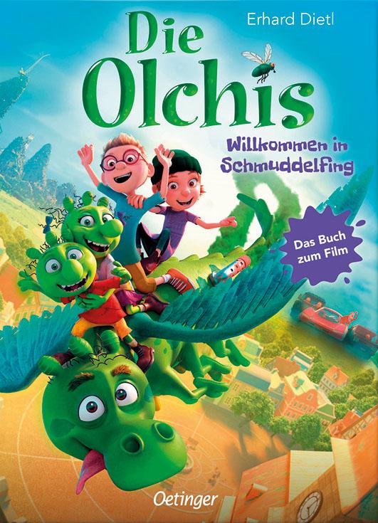Dietl, Erhard – Die Olchis
